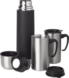 Picture of Thermos flask with 2 cups